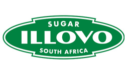 The Illovo logo, with a green backgroud and white text that reads 'Illovo Sugar South Africa'