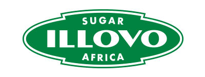 The Illovo logo, with a green backgroud and white text that reads 'Illovo Sugar Africa'